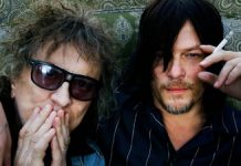 Mick and Norman